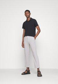 NN07 - Trousers - grey - 1