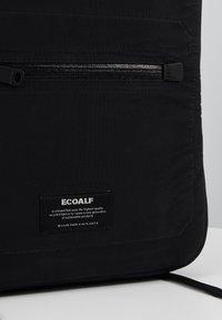 Ecoalf - SIMPLY TECH BACKPACK - Batoh - black - 7