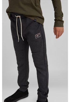 ESSENTIAL  - Pantalones deportivos - dark grey melee