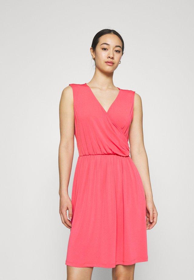 VMHAIDY SHORT DRESS  - Vestido ligero - honeysuckle