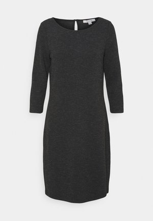 DRESS - Jumper dress - grey