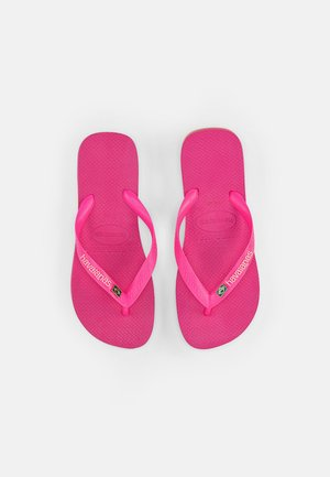 BRASIL LAYERS - Pool shoes - pink flux