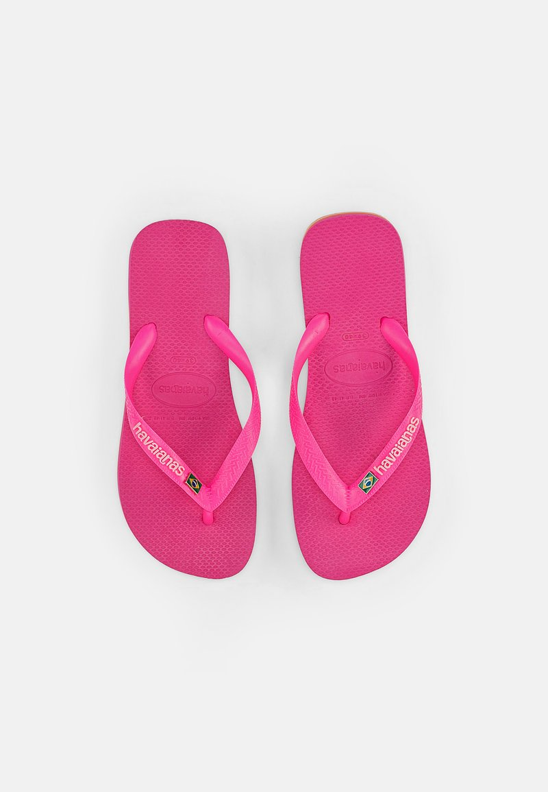 Havaianas - BRASIL LAYERS - Pool shoes - pink flux