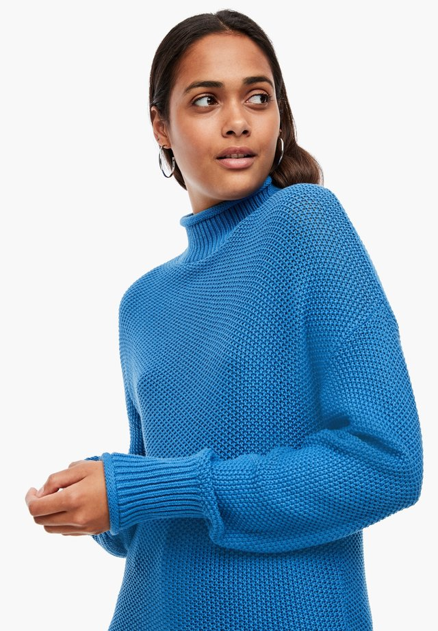 Jumper - cornflower blue