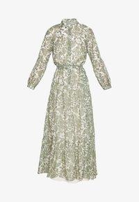 CLAVA - Vestido largo - khaki