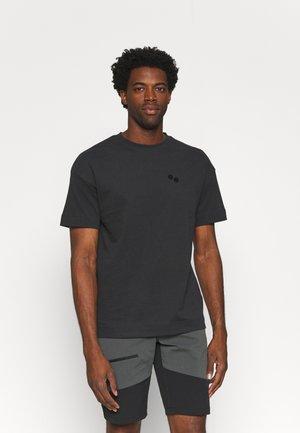 UNISEX - T-shirt basic - peat black