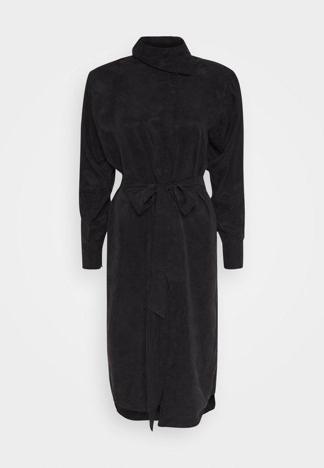 CARO - Maxi šaty - black