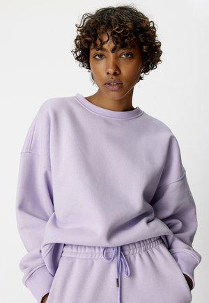 RUBI - Sweatshirt - pastel lilac