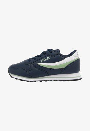 Sneakers basse - fila navy/silt green