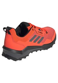 adidas Performance - TERREX AX4 - Hiking shoes - solar red/grey five/core black - 3