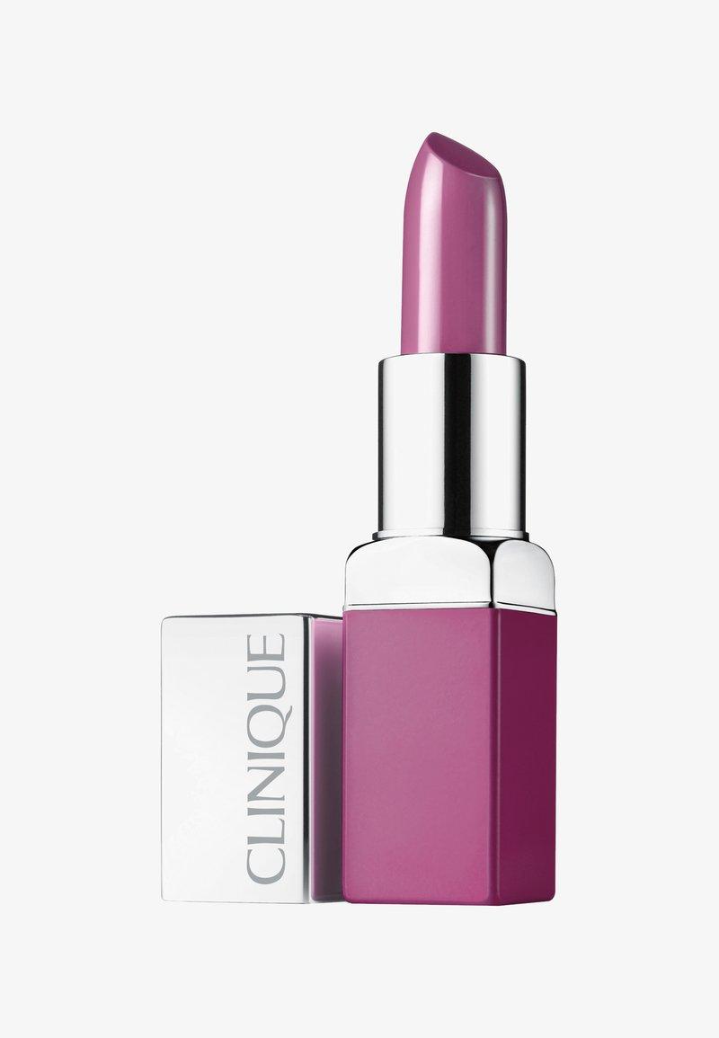 Clinique - POP LIP COLOUR & PRIMER - Lipstick - 16 grape pop