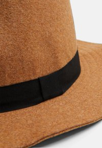 Only & Sons - ONSCARLO FEDORA HAT - Hat - beige - 3