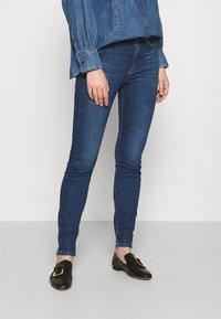 WEEKEND MaxMara - TENACE - Jeansy Skinny Fit - blue - 0