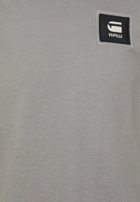 G-Star - BADGE LOGO - T-shirt med print - charcoal - 2