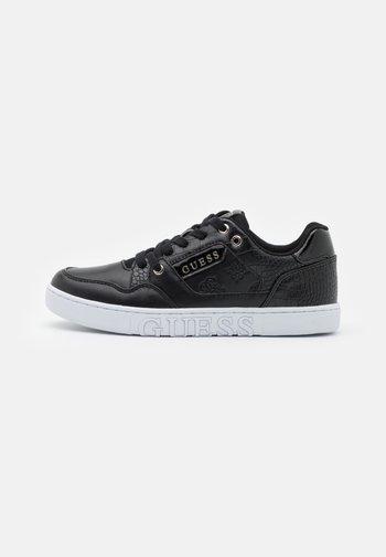JULIEN - Sneakers basse - black