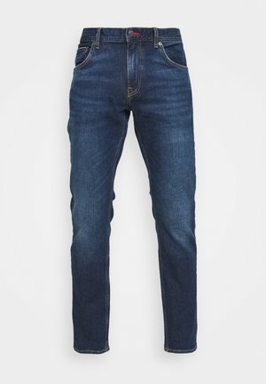 STRAIGHT DENTON - Jeans straight leg - denim