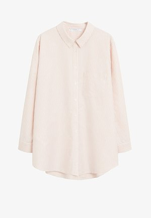 GROUP - Button-down blouse - pastellrosa