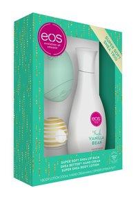 eos - TRIO SET HAND LIP BODY - GREEN EDITION - Set pour le bain et le corps - - - 2
