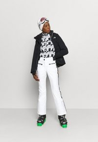 Rossignol - RAINBOW SKI - Snow pants - white - 1