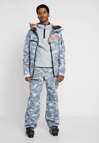 Helly Hansen - GARIBALDI JACKET - Snowboardjakke - quiet shade - 1