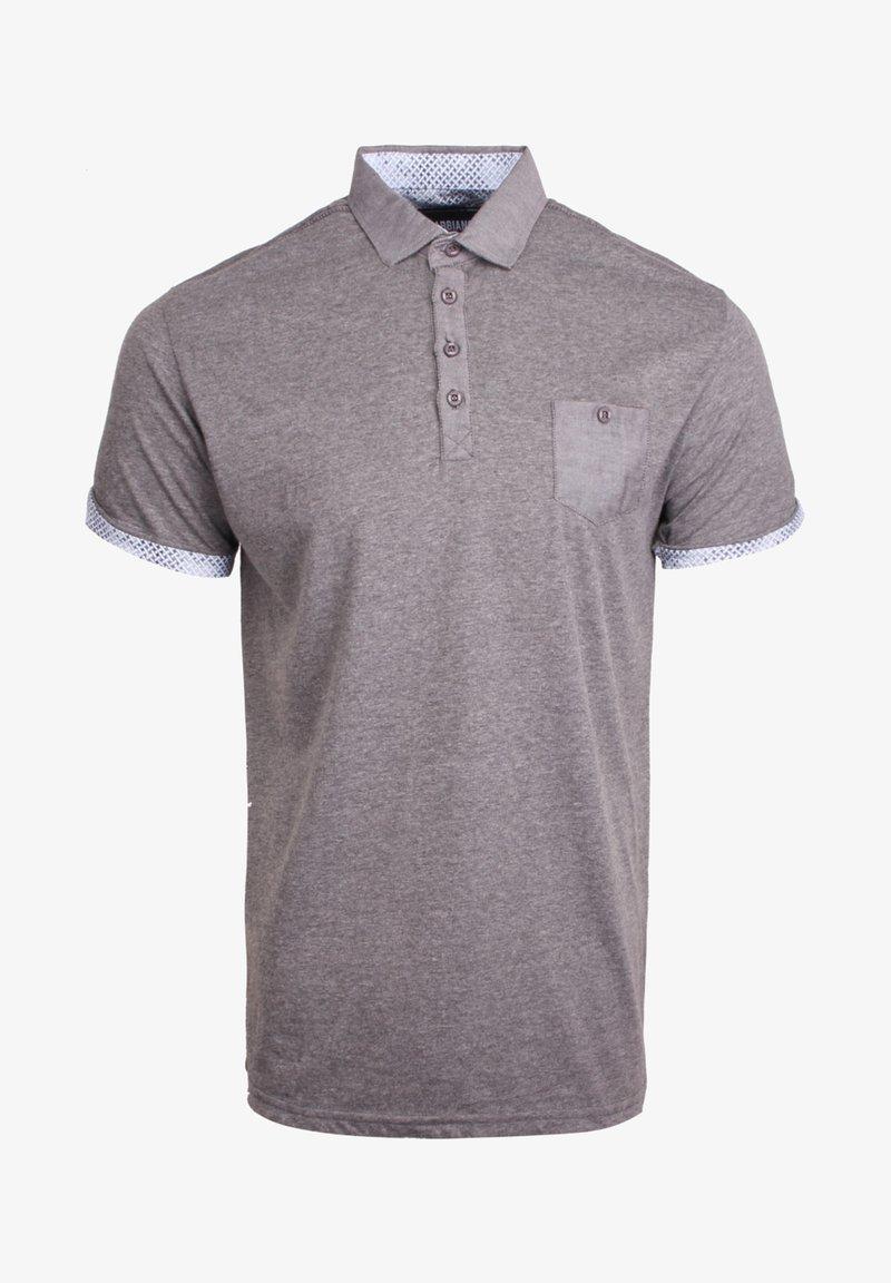Gabbiano - Polo shirt - antra