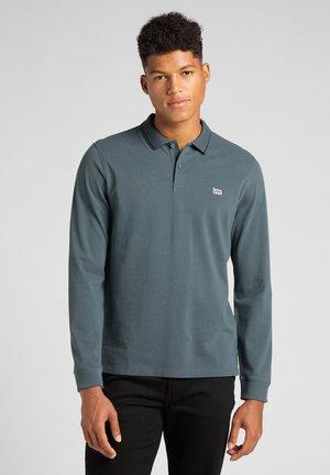 Polo shirt - dark slate