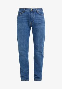 BYRON WASHED JEANS - Straight leg jeans - mid blue