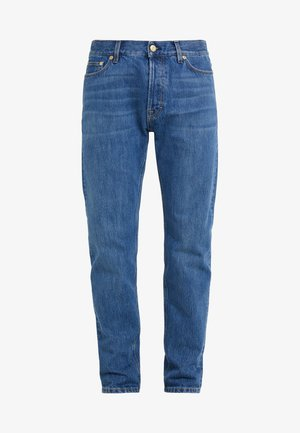 BYRON WASHED JEANS - Jeans straight leg - mid blue