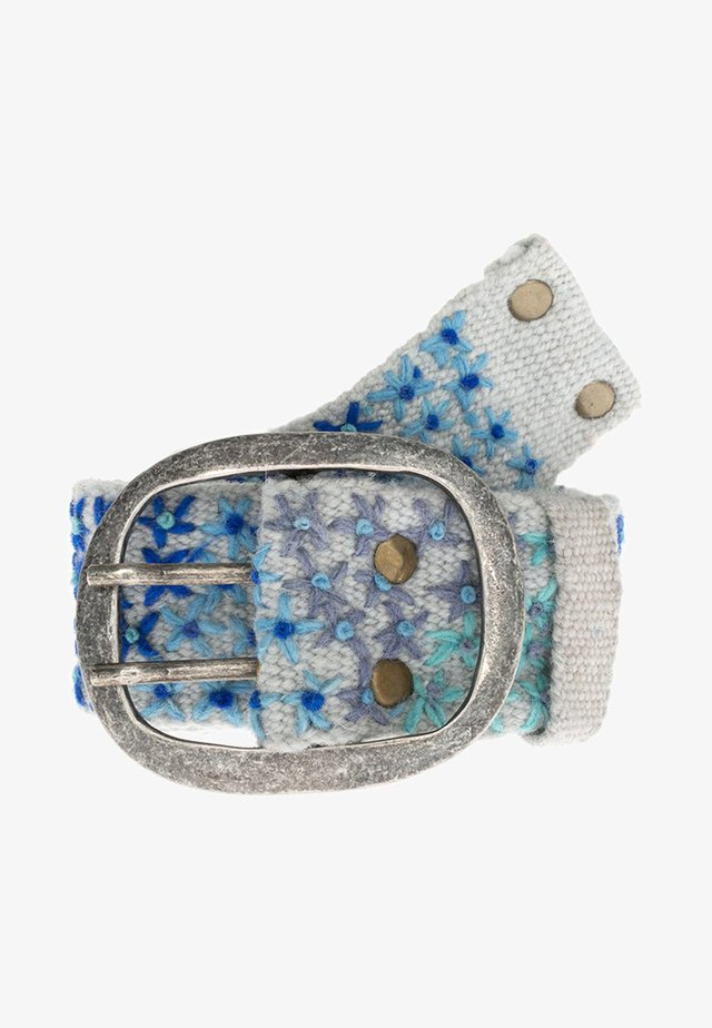 FIORELLA CIELO - Belt - blue