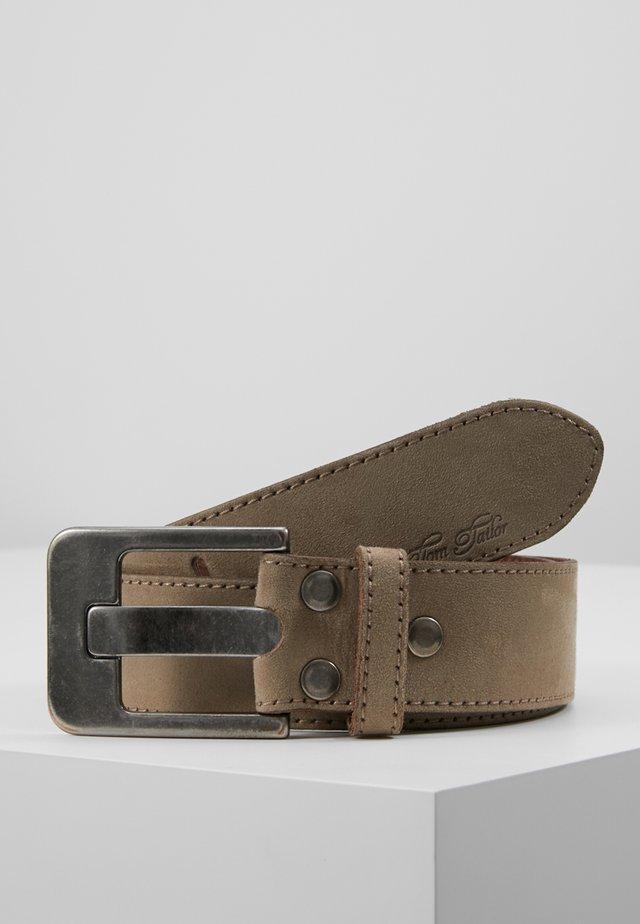 Cinturón - taupe