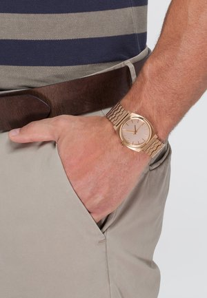 TIME TELLER - Watch - rosé