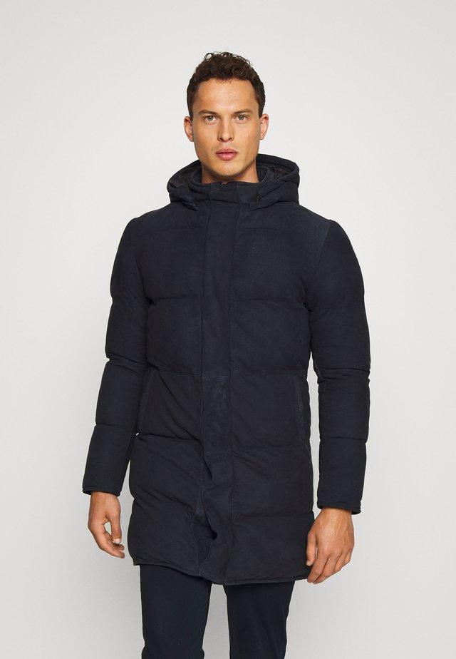 HOT - Down coat - navy