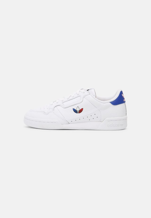 CONTINENTAL 80 UNISEX - Sneaker low - white/red/core black