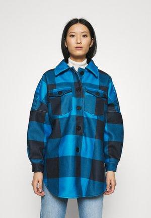 JACKET - Classic coat - blue