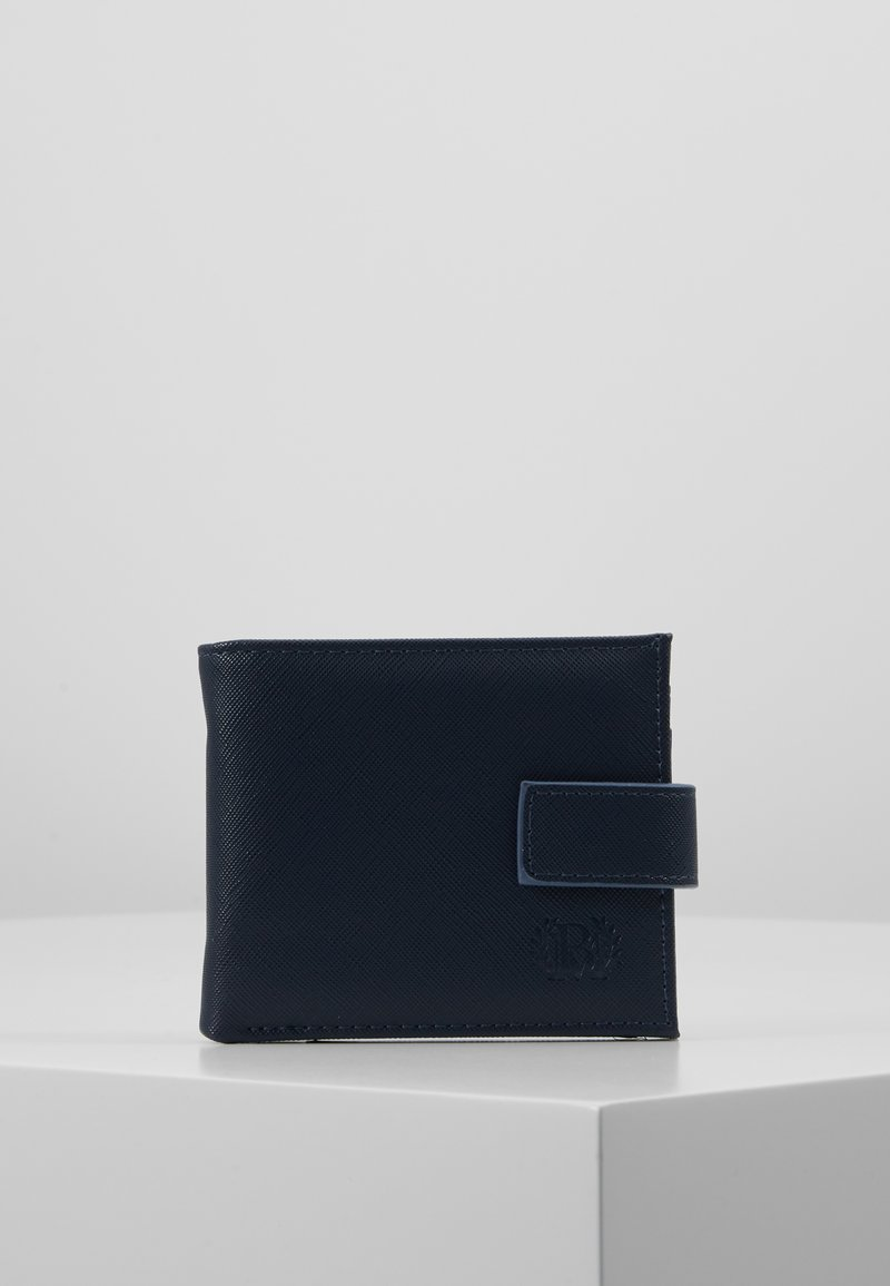 Burton Menswear London - CORE SAFFIANO  - Peněženka - navy