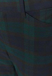GAP - ANKLE BISTRETCH - Trousers - blackwatch - 2