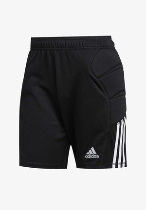 TIERRO GOALKEEPER SHORTS - kurze Sporthose - black