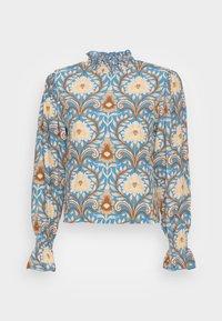 Rich & Royal - BLOUSE PRINTED - Blouse - parisian blue - 3