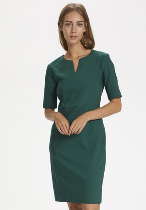 ZELLA - Day dress - warm green