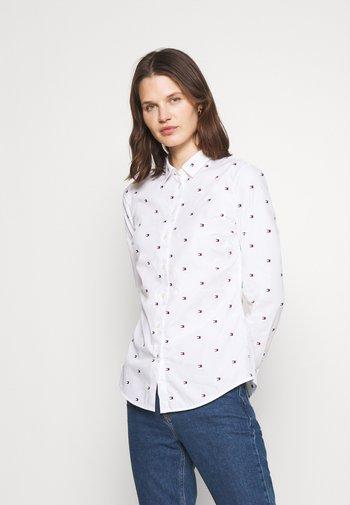 FELICIA REGULAR - Košile - white