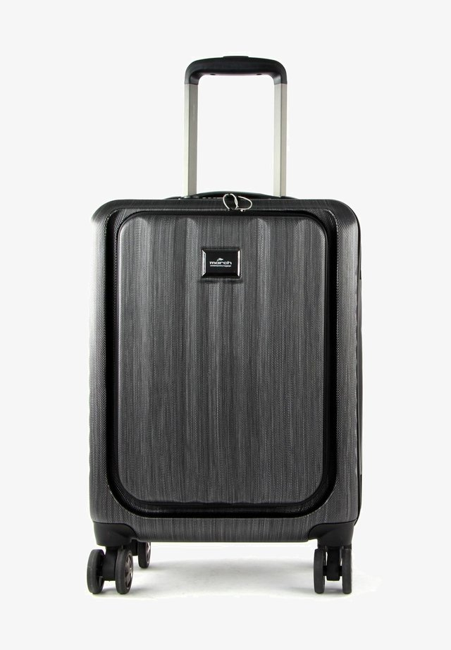 FLY CABIN TROLLEY - Wheeled suitcase - black brushed