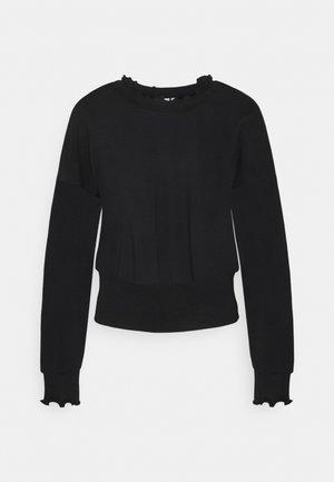 ONLHAISLEY LIFE  - Sweatshirt - black