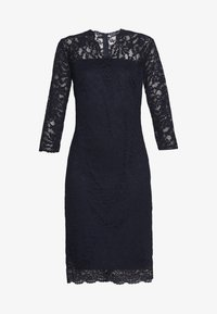 Esprit Collection - DRESS - Cocktail dress / Party dress - navy - 4