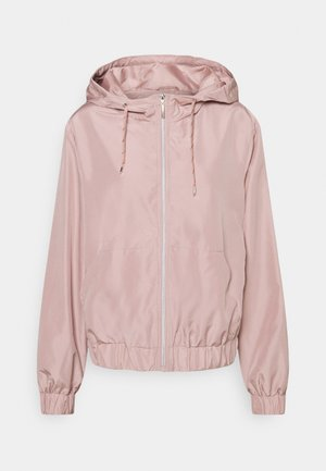 ONLLOUISA SPRING JACKET - Summer jacket - adobe rose