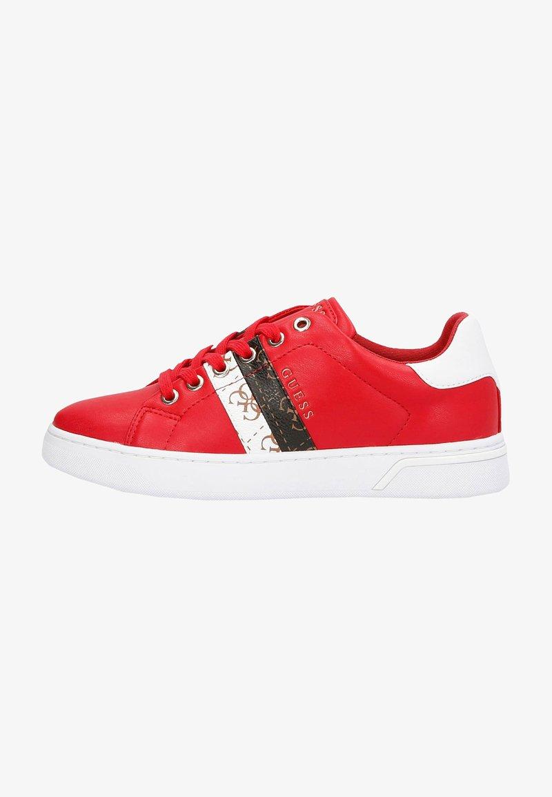 Guess - REEL - Sneakers basse - rot