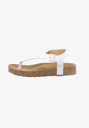 COSIMA - Sandals - weiss