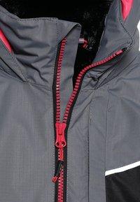 CMP - GIRL JACKET FIX HOOD - Ski jacket - nero - 2