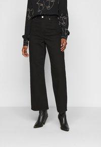 Dr.Denim Petite - ECHO - Jeans relaxed fit - black - 0