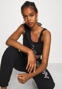 NEW girl ORDER - Bluza - black - 3