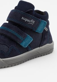 Superfit - EARTH - Vysoké tenisky - blau - 5